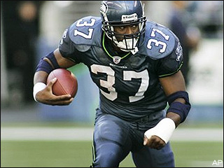 Featured Fca - Nebraska Minute Week's Shaun Alexander This On