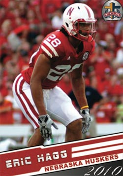 University of Nebraska Football - Defensive Back